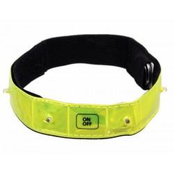 LED reflexní pásek