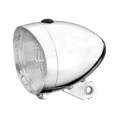 Světlo přední bateriové RETRO